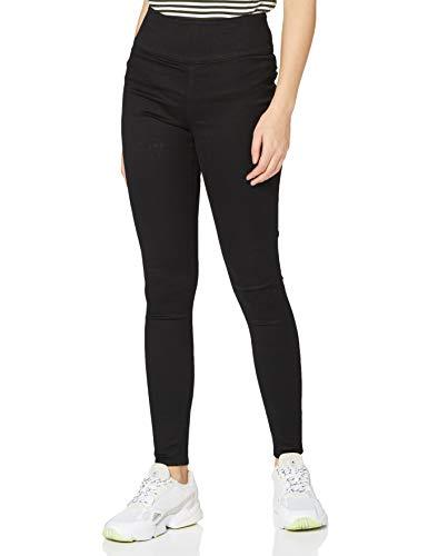 PIECES Female Jeans High Waist Skinny fit LBlack