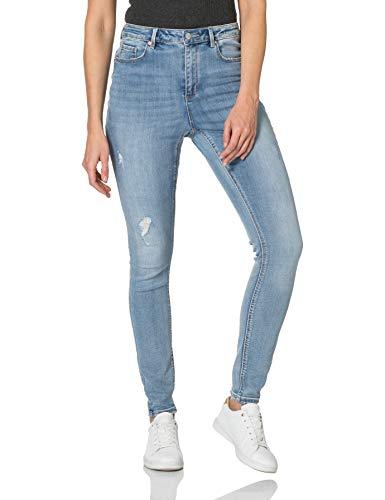 VERO MODA Female Skinny Fit Jeans VMSOPHIA High Waist XL32Light Blue Denim